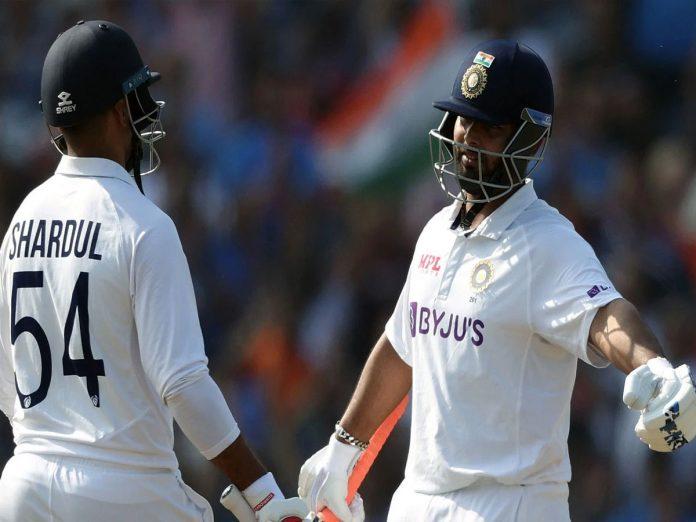రెండో ఇన్నింగ్స్ లో భారత్ 466 పరుగులకు అలౌట్