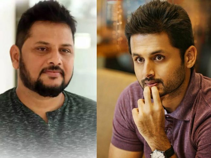 Surender Reddy next Project with Nithin