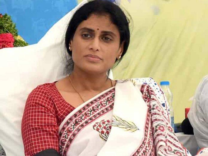 వైఎస్ఆర్టీపీ అధ్యక్షురాలు షర్మిల అరెస్ట్