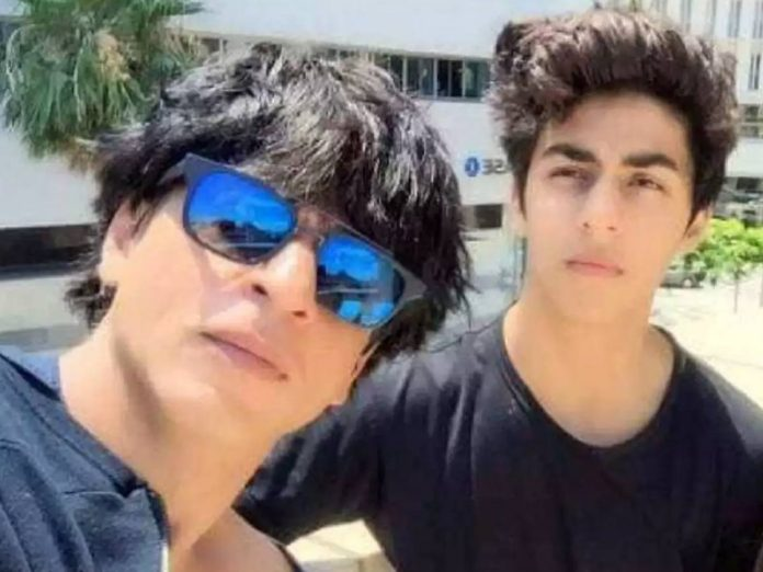 Shah Rukh Khan's son Aryan is being questioned by the NCB after drugs raid