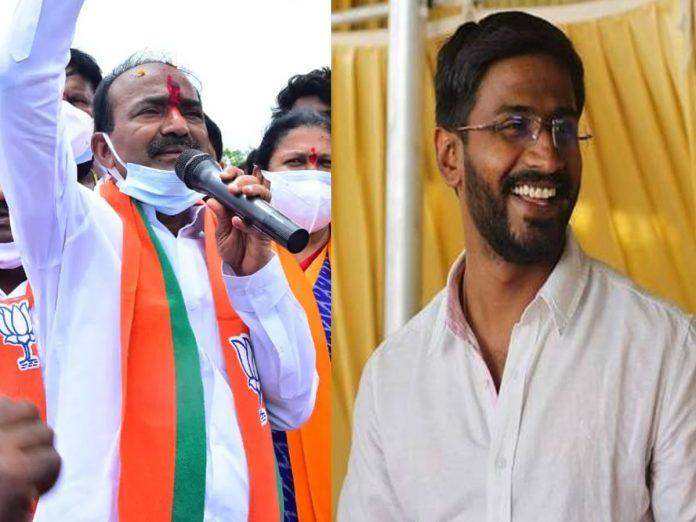 హుజురాబాద్ బైపోల్.. రేపే బీజేపీ, కాంగ్రెస్ అభ్యర్థుల నామినేషన్