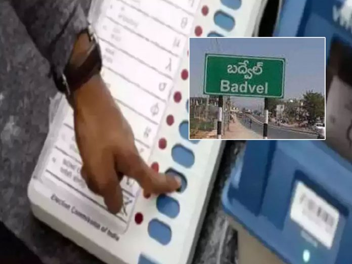 బద్వేల్ బరిలో 15 మంది అభ్యర్థులు