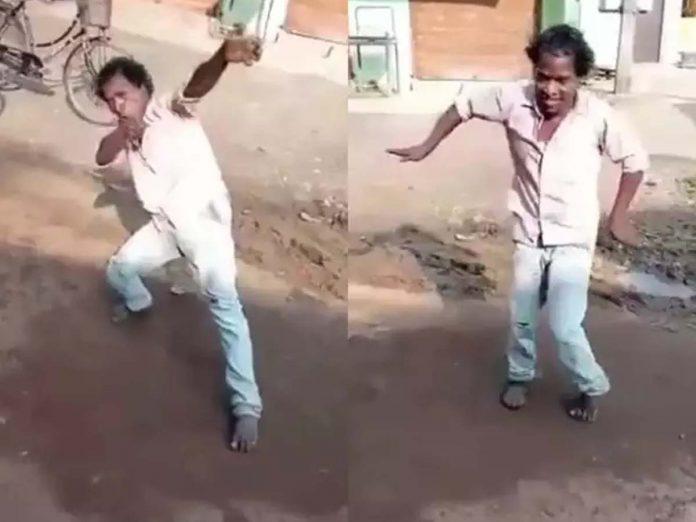 మైఖేల్ జాక్సన్ను తలపిస్తున్న ఇండియన్ స్ట్రీట్ డ్యాన్సర్...