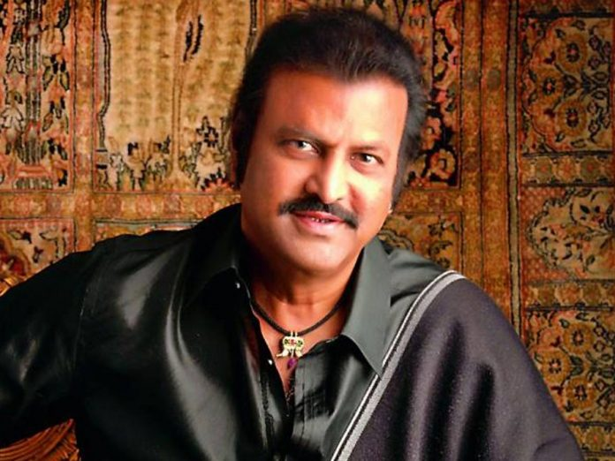 Mohan Babu Comments on MAA New President