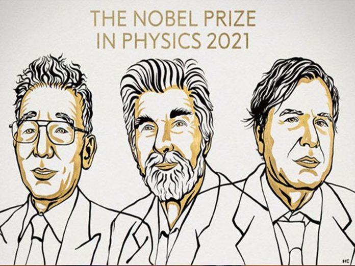 ఫిజిక్స్లో నోబెల్ ప్రకటన.. ముగ్గురు శాస్త్రవేత్తలకు నోబెల్