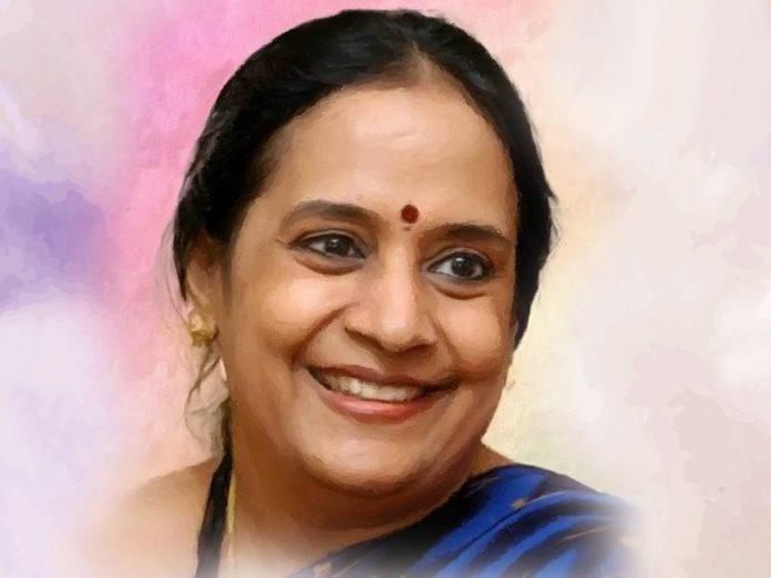 Happy Birthday to Singer SP Sailaja