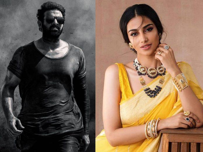 Meenakshii Chaudhary is the 2nd female lead in Prabhas' action saga Salaar