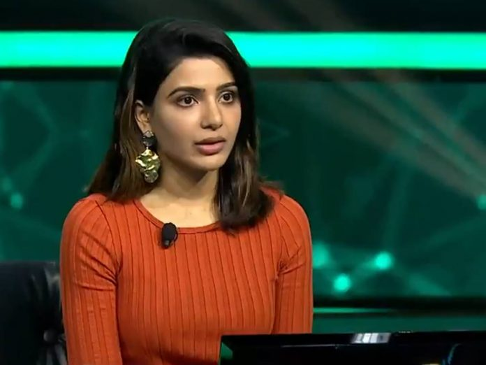 Samantha's EMK episode to premiere on this date