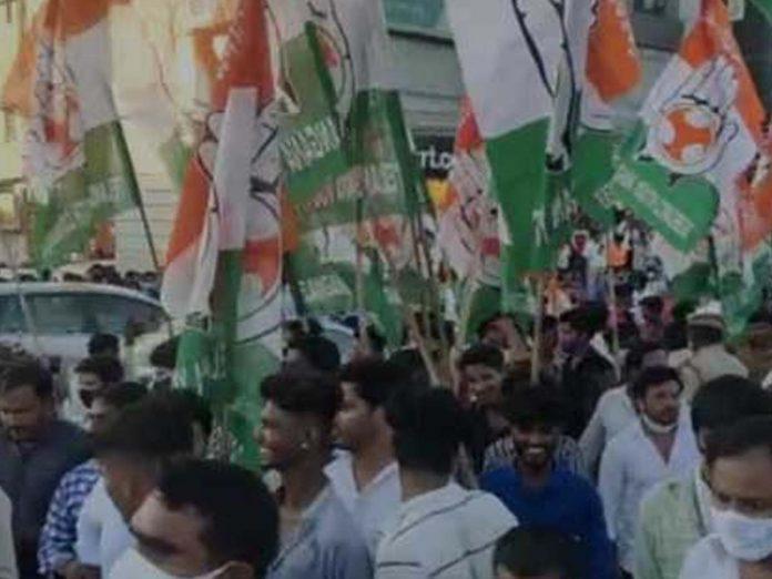 ఎల్బీనగర్లో ఉద్రిక్తంగా మారిన జంగ్ సైరన్...