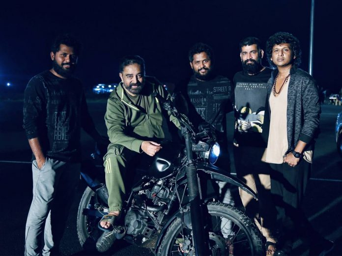 it's a wrap for Vikram 2nd schedule