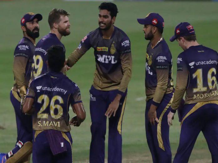 IPL 2021 : చేతులెత్తేసిన ఢిల్లీ... కేకేఆర్ టార్గెట్ ఎంతంటే ?