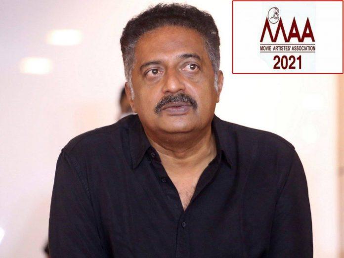 Prakash Raj going to court on MAA Elections