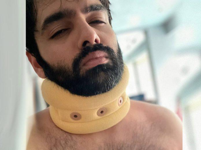 Ram's RAPO19 shoot halted due to his Neck injury