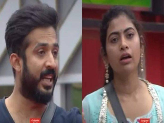Ravi big fight with Kajal in Bigg Boss 5